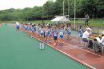 小中学生陸上競技大会1